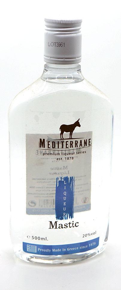 Mediterrane Limoncello