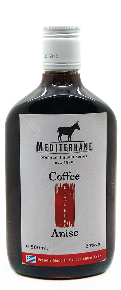 Mediterrane Coffe with Anise